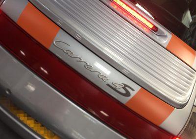Porsche Carrera 4S Servicing at STR Service Centre, Norwich
