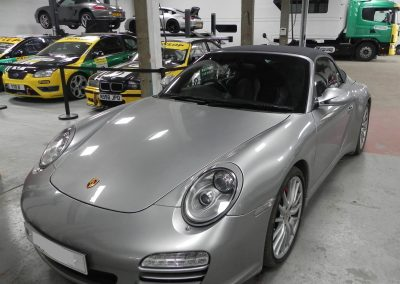 Porsche Carrera 4S Performance Upgrades at STR Service Centre, Norwich