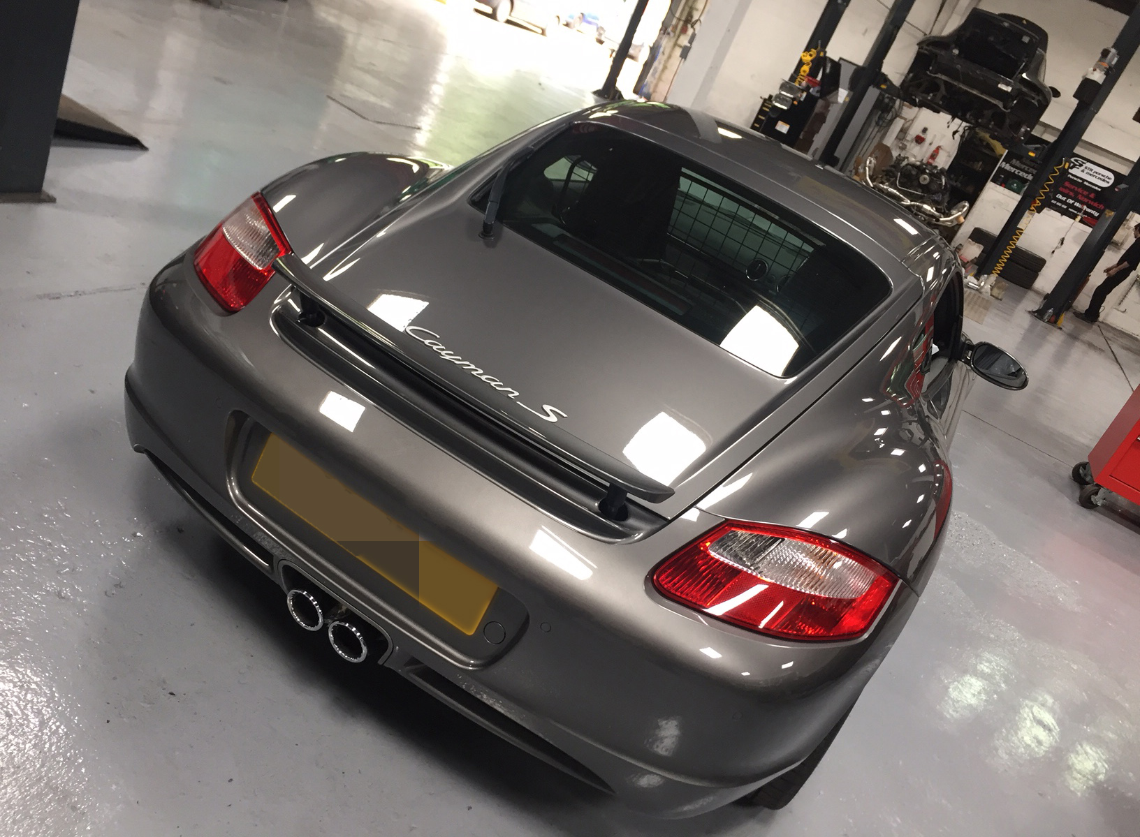 Independent Porsche Vehicle Servicing Specialists In Norwich